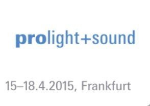Výstava MUSIKMESSE Prolight + Sound 2015
